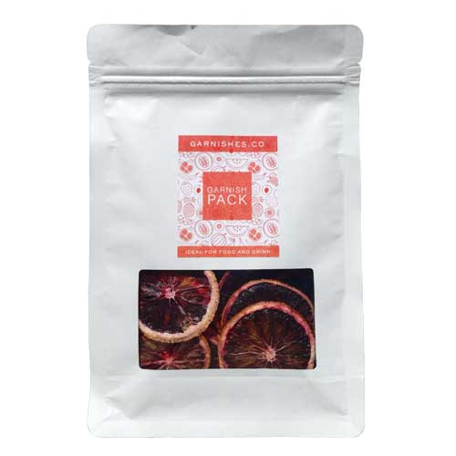 dehydrated blood oranges pack 25g