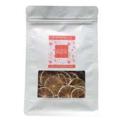 dehydrated limes garnishes dried fruit 25g