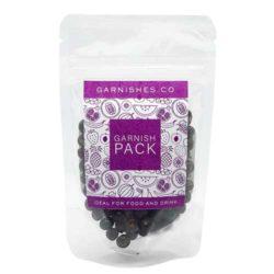 garnishes dehydrated juniper berries 20g premium